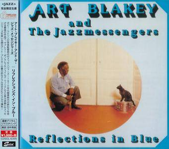 Art Blakey And The Jazz Messengers - Reflections In Blue (1978) {2015 Japan Timeless Jazz Master Collection Complete Series}