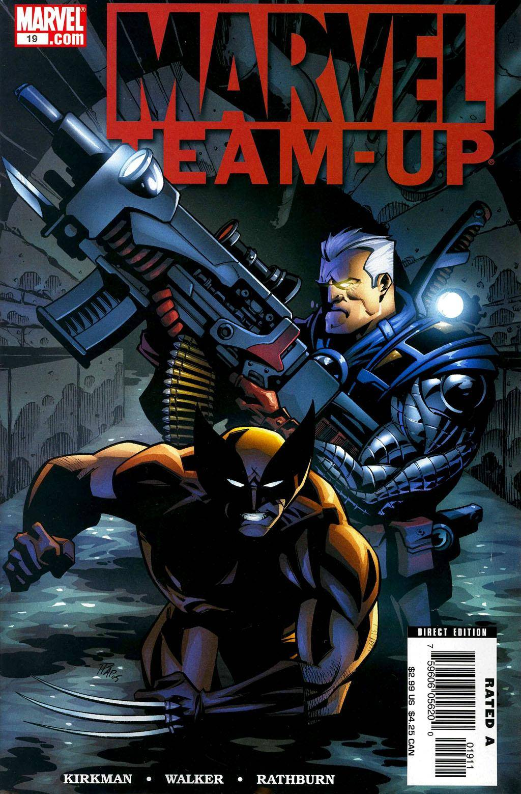 Marvel Team-Up v3 19
