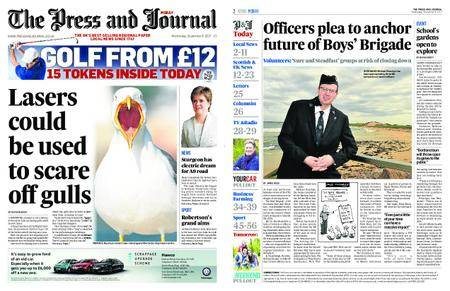 The Press and Journal Moray – September 06, 2017