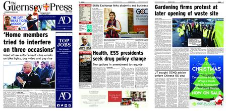 The Guernsey Press – 06 December 2018