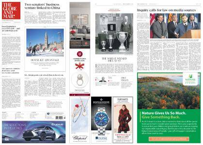The Globe and Mail – December 15, 2017
