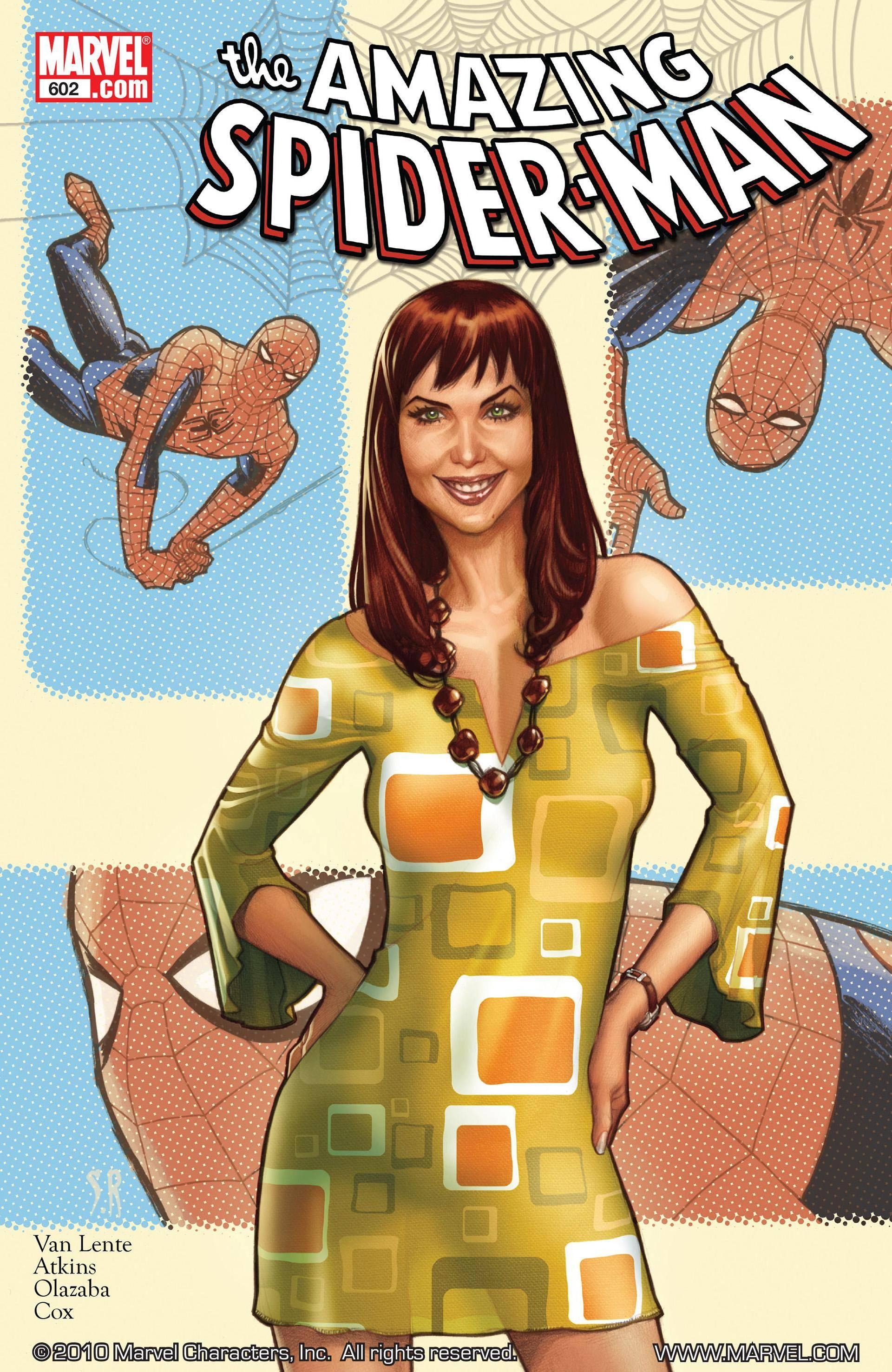 Amazing Spider-Man 603 2009 Digital