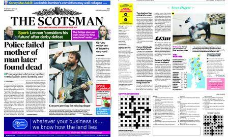 The Scotsman – May 10, 2018