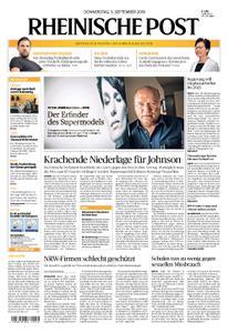 Rheinische Post – 05. September 2019