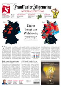 Frankfurter Allgemeine Sonntagszeitung - 19 September 2021