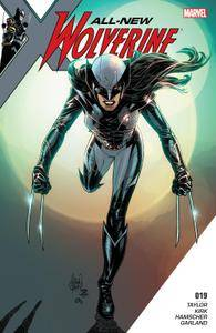 All-New Wolverine 019 2017 Digital BlackManta-Empire