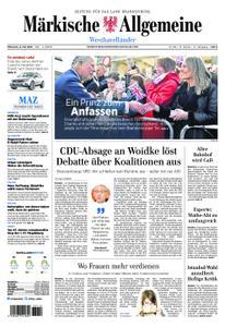 Märkische Allgemeine Westhavelländer - 08. Mai 2019