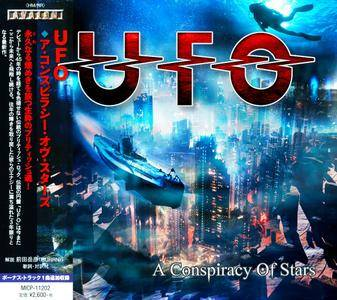 UFO - A Conspiracy Of Stars (2015) [Japanese Ed.]