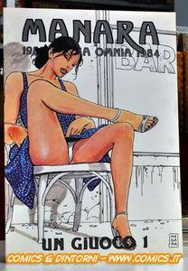 collection Milo Manara