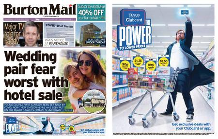 Burton Mail – October 08, 2020