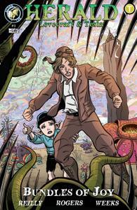 Herald-Lovecraft and Tesla 010 2019 digital dargh