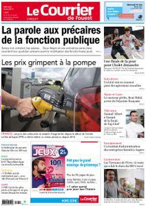 Le Courrier de l'Ouest Cholet – 08 mai 2019