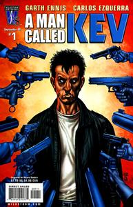 The Authority ~ Kev ~ 04 ~ A Man Called Kev (Garth Ennis; Carlos Ezquerra