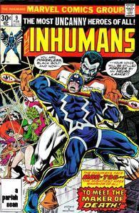 Inhumans v1 09 - The Inhumans