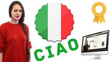 Learn Italian: Italian Course for Beginners (A1, A2, A2+) (Part One)