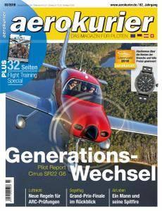 Aerokurier Germany - März 2018
