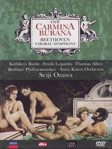 Orff - Carmina Burana / Beethoven - Symphony No. 9 (Seiji Ozawa) (2001) [DVD9] Repost