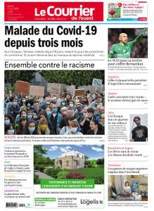 Le Courrier de l'Ouest Angers – 09 juin 2020