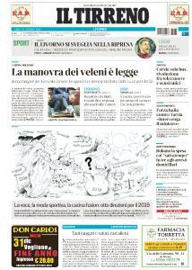 Il Tirreno Livorno - 31 Dicembre 2018