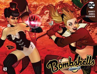 DC Comics - Bombshells 049 2016 Digital BlackManta-Empire