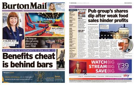 Burton Mail – October 16, 2019