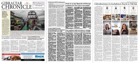 Gibraltar Chronicle – 27 April 2020