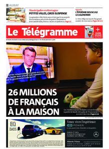 Le Télégramme Auray – 13 mars 2020