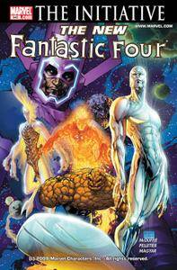 Fantastic Four 545 2007 digital Minutemen-Faessla