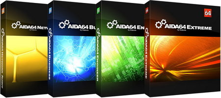 AIDA64 Extreme / Business / Engineer / Network Audit 5.80.4000 Final Portable