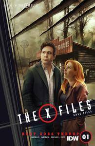 The X-Files - Case Files - Hoot Goes There 001 (2018) (digital) (Knight Ripper-Empire)