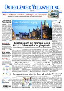 Osterländer Volkszeitung – 17. Oktober 2019
