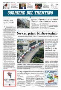Corriere del Trentino - 9 Novembre 2017