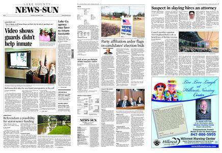 Lake County News-Sun – October 04, 2018