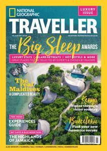 National Geographic Traveller UK - July 2017