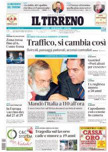 Il Tirreno Livorno - 18 Dicembre 2020