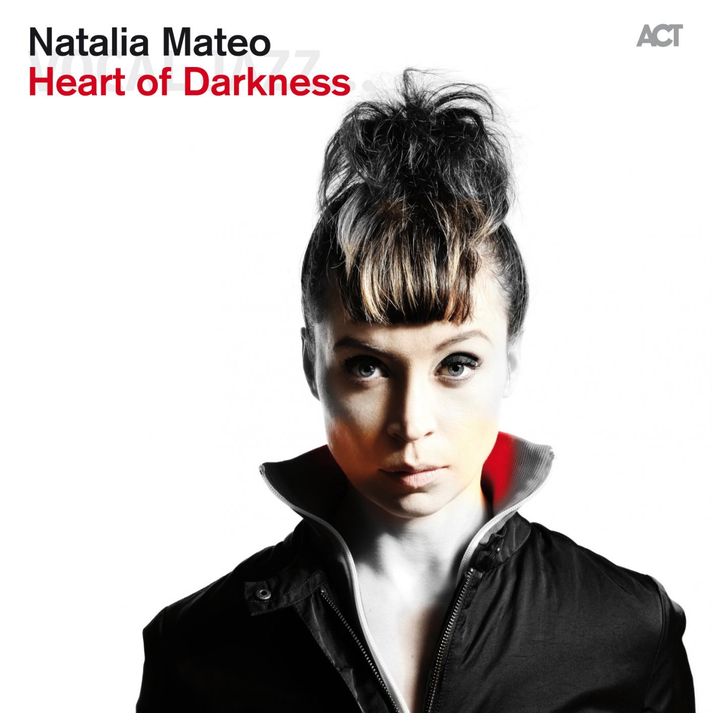 Natalia Mateo - Heart of Darkness (2015) [Official Digital Download 24/96]