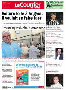 Le Courrier de l'Ouest Nord Anjou – 28 janvier 2020