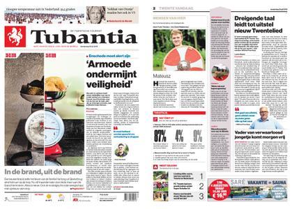 Tubantia - Enschede – 25 juli 2019