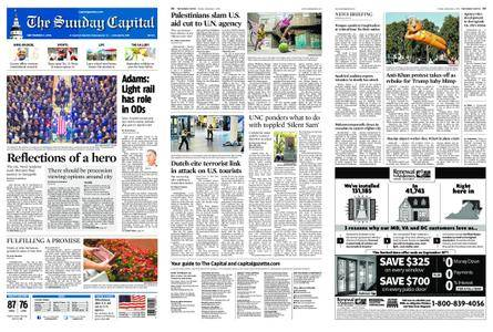 The Capital – September 02, 2018