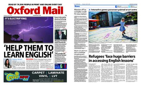 Oxford Mail – July 25, 2019