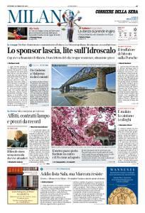 Corriere della Sera Milano – 21 febbraio 2020