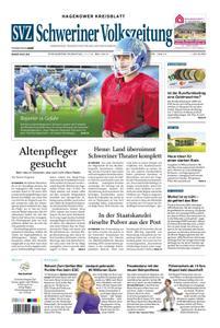 Schweriner Volkszeitung Hagenower Kreisblatt - 11. Mai 2019