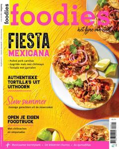 Foodies Netherlands – augustus 2021