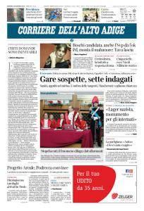 Corriere dell'Alto Adige - 28 Gennaio 2018