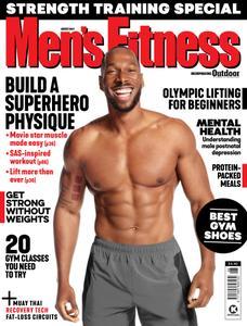 Men's Fitness UK - August 2021