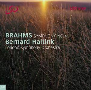 London Symphony Orchestra / Bernard Haitink – Brahms: Symphony No.4 (2005) [SACD ISO+HiRes FLAC]