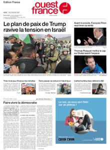 Ouest-France Édition France – 30 janvier 2020