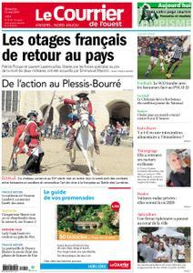 Le Courrier de l'Ouest Nord Anjou – 12 mai 2019