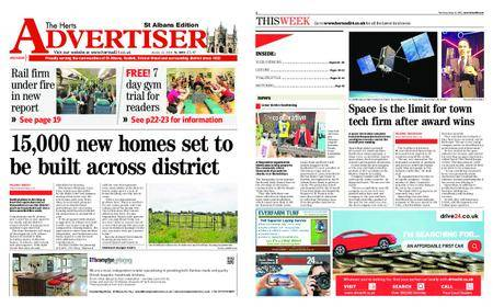 The Herts Advertiser – January 11, 2018