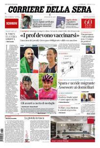 Corriere della Sera - 22 Luglio 2021